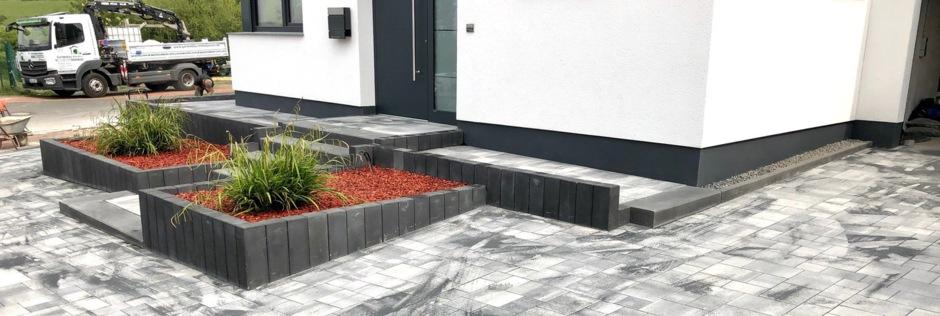 Gartenbau Landschaftsbau Brennholz Kaminholz - Mustervertrag